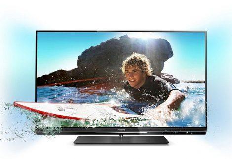 "Philips 32PFL6007K/12 Full HD 400Hz 3D LED SMART televízió 32"" (82cm)"