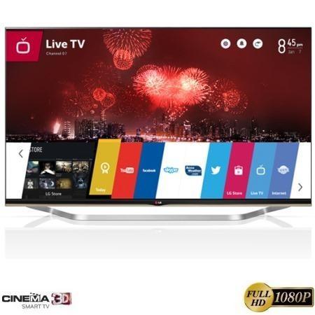 """LG 42LB731V Full HD 800Hz 3D SMART WiFi LED televízió 42"""" (106cm)"""