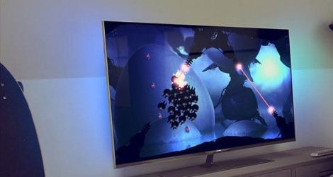 "Philips 42PUS7809/12 Ultra HD 4K 600 Hz 3D SMART WiFi LED televízió 42"" (107cm)"