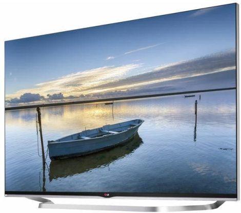 """LG 47LB731V Full HD 800Hz 3D SMART WiFi LED televízió 47"""" (119cm)"""