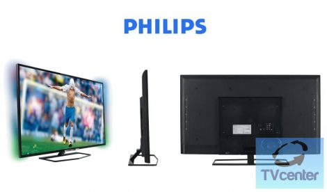 "Philips 47PFK6549/12 Full HD 400Hz 3D SMART LED televízió 47"" (119cm)"