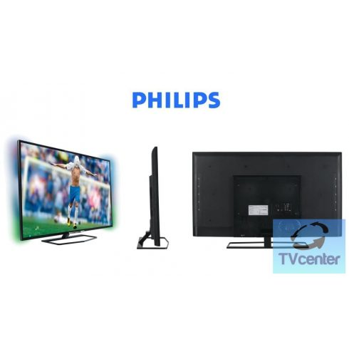 "Philips 47PFK6549/12 Full HD 400Hz 3D SMART LED televízió 47"" (119cm)"