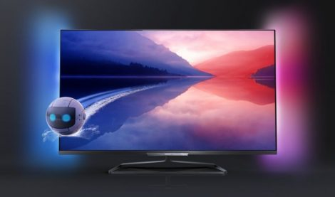 "Philips 47PFL6008K/12 Full HD 500Hz 3D Smart LED televízió Ambilight XL funkció 47"" (119cm)"