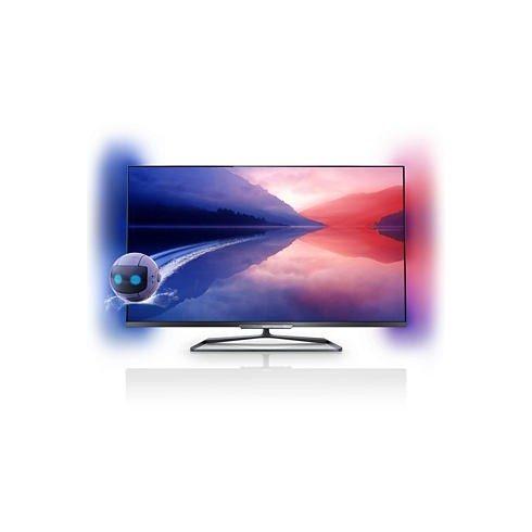 """Philips 47PFL7008K/12 Full HD 700Hz 3D Smart LED televízió Ambilight XL funkció 47"""" (119cm)"""