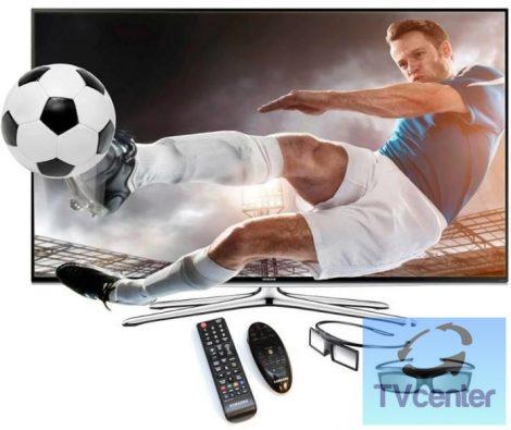 "Samsung UE48h6400 Full HD 400 Hz 3D SMART WiFi LED televízió 48"" (121cm)"