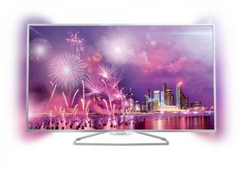 "Philips 48PFS6719/12 Full HD 400Hz 3D Smart WiFi LED televízió 48"" (121cm)"