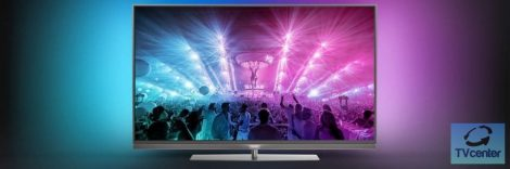 Philips 49PUS7181/12 4K Ultra Slim LED TV, Android TV rendszerrel