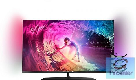 Philips 49PUS7909 Ultra Slim Androidos 4K UHD LED televízió