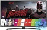 "LG 49LH630V Full HD webOS 3.0 SMART LED televízió 49"" (124cm)"