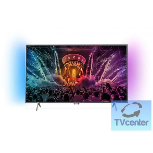 "Philips 49PUS6401/12 4K Ultra HD Android televízió 49"" (123cm)"