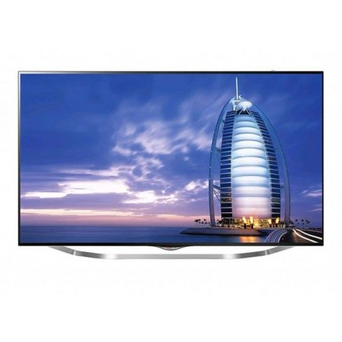 "LG 49UB850V Ultra HD 4K 1000 Hz 3D webOS SMART WiFi LED televízió 49"" (124cm)"