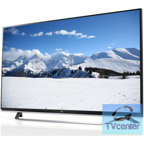 "LG 49UF851V Ultra HD-4K webOS 2.0 SMART WiFi 3D LED televízió 49"" (123cm)"