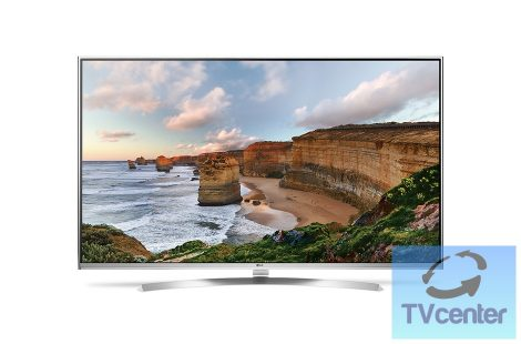 "LG 49UH8507 UHD-4K Smart Quantum Display 3D Wifi webOS 3.0 LED televízió 49"" (124cm)"