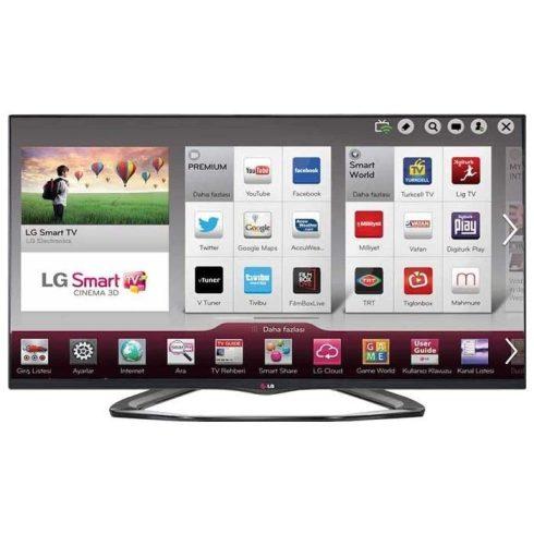"""LG 55LA660S Full HD 400 Hz 3D SMART WiFi LED televízió 55"""" (139cm)"""