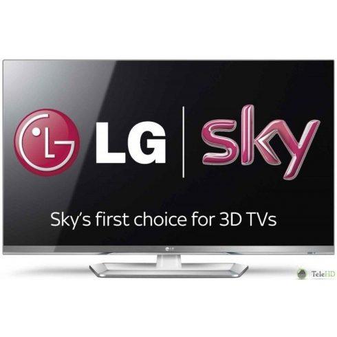 "LG 55LM620S Full HD 3D 100Hz LED SMART televízió 55"" (140cm)"