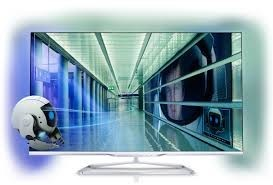 "Philips 55PFL7008K Full HD 700 Hz 3D SMART LED televízió Ambilight XL funkció 55"" (140cm)"