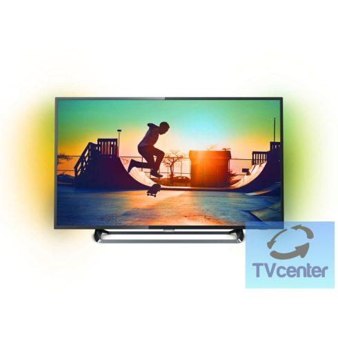 """Philips 55PUS6262 Ultra HD 4K LED Ambilight televízió WiFi SMART rendszerrel 55"""" (139 cm)"""