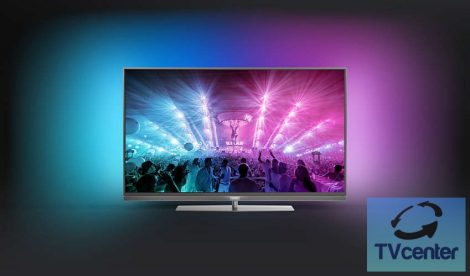 """Philips 55PUS7181/12 Ultra HD 4K Android LED TV 55"""" (139cm)"""