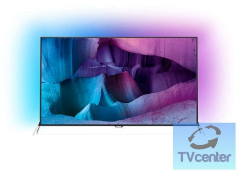"Philips 55PUS7600/12 4K UHD Android LED Ambilight SMART televízió 55"" (139cm)"