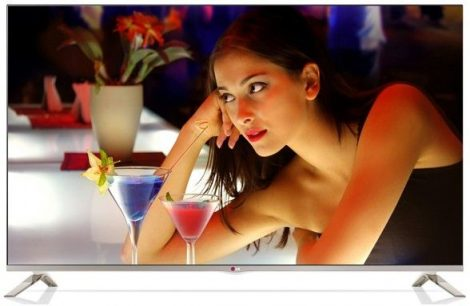 "LG 55LB671V Full HD 700Hz 3D LED webOS SMART televízió 55"" (140cm)"