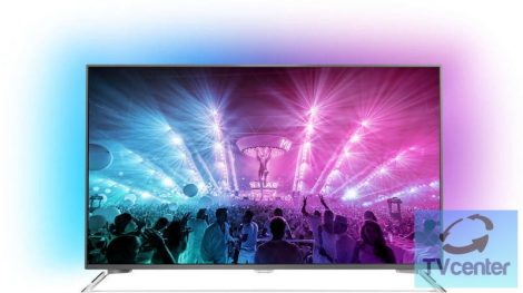 """Philips 55PUS7101/12 Ultra HD 4K Android LED TV 55"""" (139cm)"""