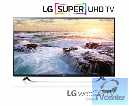 """LG 55UF850V Ultra HD LED TV webOS 2.0 operációs rendszerrel, Harman Kardon hangszórókkal 55"""" (139 cm)"""