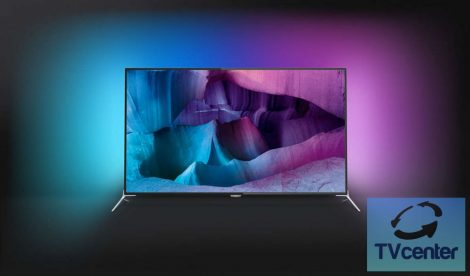 "Philips 65PUS7120/12 Ultra HD 4K 800Hz Android SMART 3D LED Ambilight televízió 65"" (164cm)"