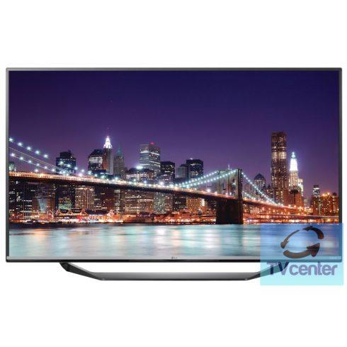 """LG 65UF770V IPS Ultra HD 4K SMART (webOS 2.0) WiFi 1800 Hz LED televízió, Magic távirányító, 65"""" (165cm)"""