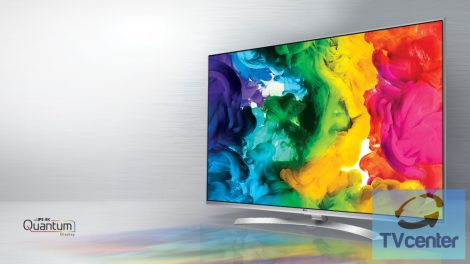 """LG 65UH850V Super Ultra HD 3D televízió webOS 2.0 operációs rendszerrel és Harman/Kardon által tervezett hangrendszerrel 65"""" (164cm)"""