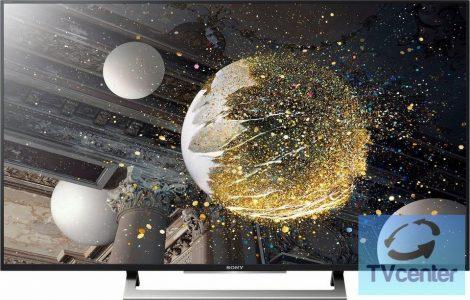 """Sony Bravia KD-49XD8005  4K HDR televízió TRILUMINOS kijelzővel és Android TV rendszerrel 49"""" (132cm)"""