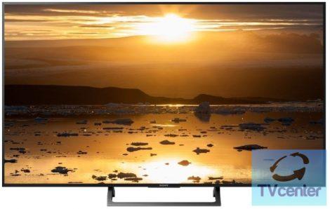 """SONY BRAVIA KD55XE7005 4K Ultra HD SMART LED televízió (55"""" 139cm)"""