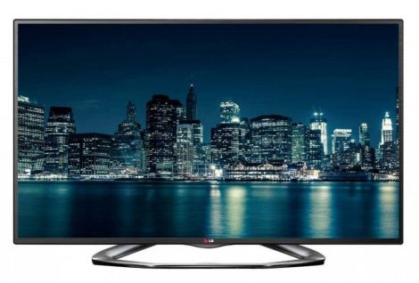 "LG 42LA620S Full HD 200Hz 3D Smart WiFi LED televízió 42"" (107cm)"