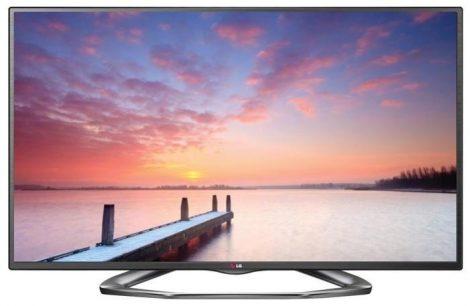 """LG 47LA620S Full HD 200Hz 3D Smart WiFi LED televízió 47"""" (119cm)"""