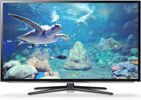 "Samsung UE32ES6100 Full HD 200Hz LED LCD 3D SMART televízió 32"" (82cm)"