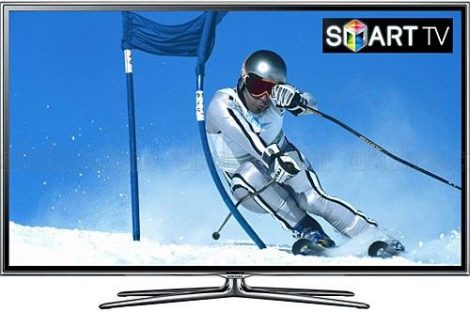 "Samsung UE32ES6800 Full HD 400Hz 3D LED LCD SMART televízió 32"" (82 cm)"