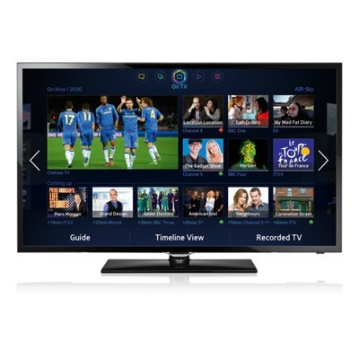 "Samsung UE39F5300 100Hz Full HD LED Smart televízió 39"" (98cm)"