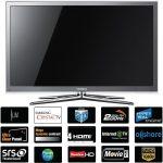 """Samsung UE40C8000 Full HD LCD televízió 40"""" (102cm)"""