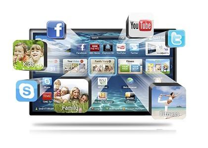 """Samsung UE40EH5300 Full HD 100Hz LED LCD SMART televízió 40"""" (102cm)"""
