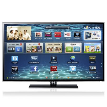 "Samsung UE40ES5500 Full HD 100 Hz LED LCD SMART televízió 40"" (102cm)"