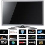 """Samsung UE46C8000 Full HD LCD televízió 46"""" (117cm)"""