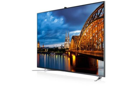 "Samsung UE65F8000 1200 Hz Full HD 3D Smart WiFi LED televízió 65"" (164cm)"