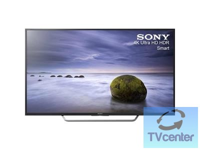 "Sony Bravia KD-49XD7005  4K Ultra HD Smart (Android) LED WiFi televízió 49"" (123cm)"