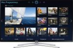 "Samsung UE48H6500 Full HD 400HZ 3D SMART WiFi LED televízió 48"" (121cm)"