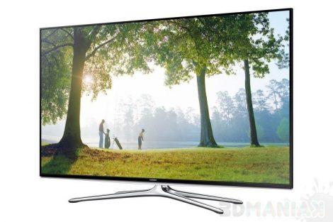 "Samsung UE55H6200 Full HD 3D 100 Hz 3D SMART WiFi LED televízió 55"" (140 cm)"