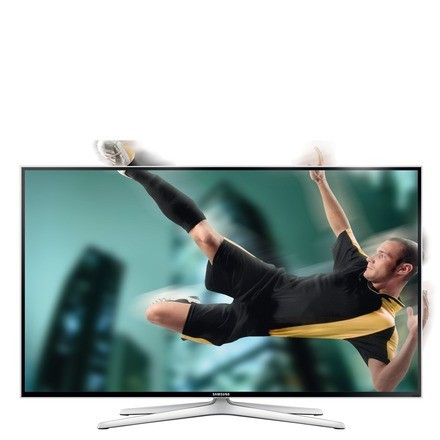 "Samsung UE55H6400 Full HD 400 Hz 3D SMART WiFi LED televízió 55"" (140 cm)"