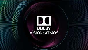 Dolby Vision és Dolby Atmos. Moziszerű látvány és hangzás