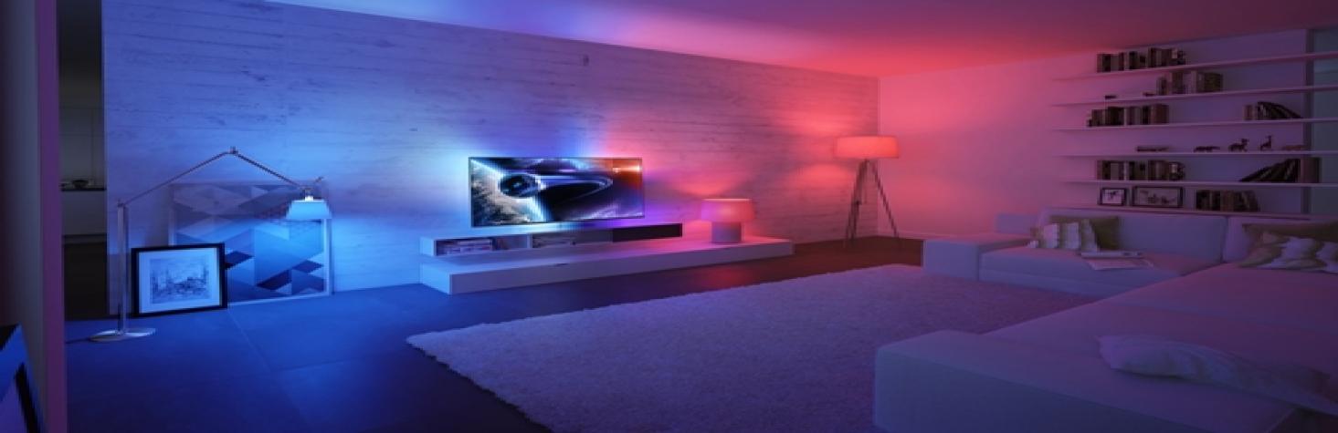 Az Ambilight örökre megváltoztatja a TV-ről alkotott elképzelését