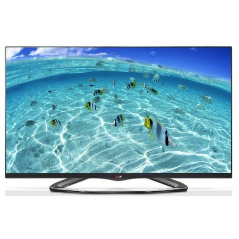 "LG 42LA660S Full HD 3D 400Hz LED SMART televízió 42"" (107cm)"