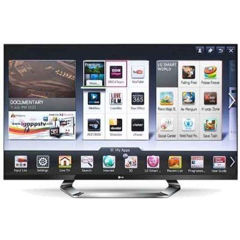 "LG 42LM760S Full HD 400Hz 3D LED SMART televízió 42"" (107cm)"