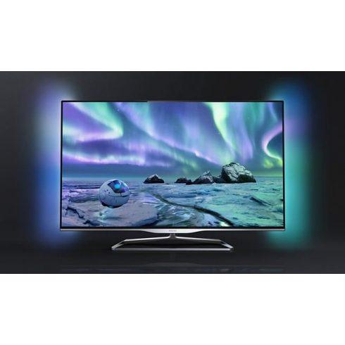 "Philips 42PFL5008K 3D Full HD 300Hz SMART LED televízió Ambilight 42"" (107cm)"